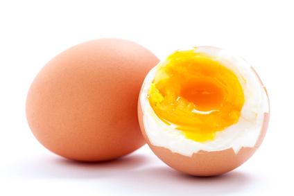Die schmack-haftesten Eier
